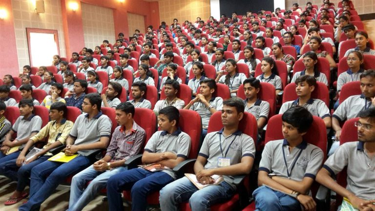 Expert Lecture on a carrier in science by Dr. Ramesh Kothari