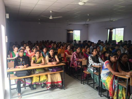 Orientation Programme of B.ED. Students