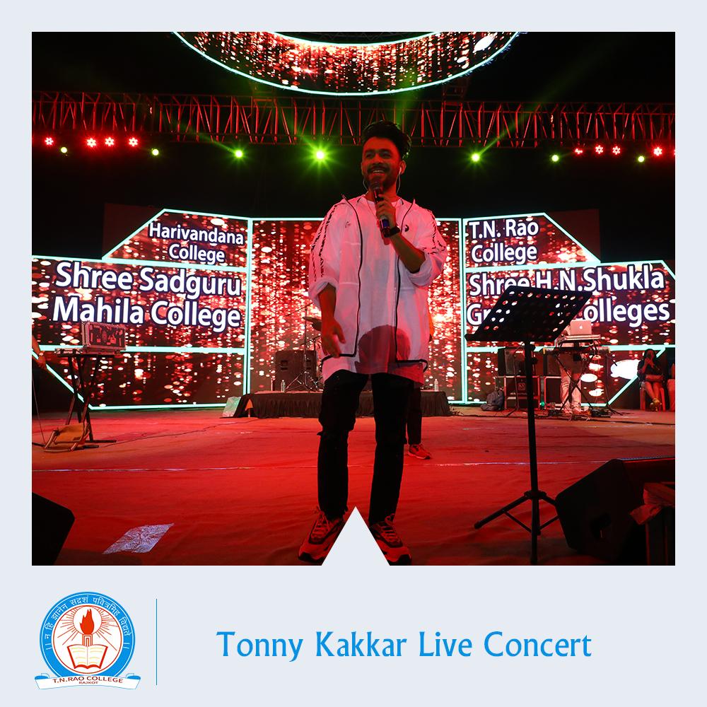 Tonny Kakkar live concert